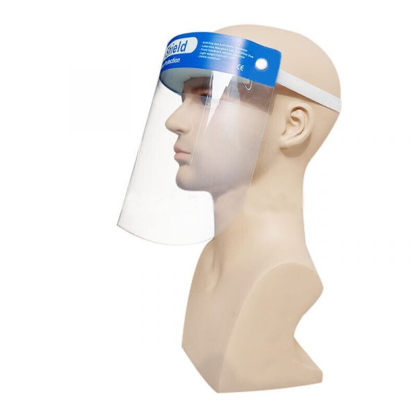 ANDX splash protection face shield with CE FDA