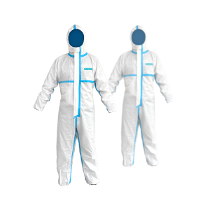 Surgsci medical coverall isolation gown protective clothing