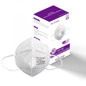 The Purple's A1 FFP2 NR Protective Fold Flat Mask