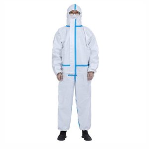 type5&6 Level 3&4 Deming diposable protective clothing medical coverall